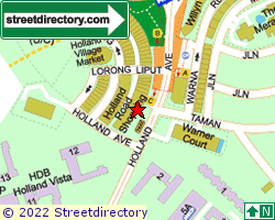 HOLLAND ROAD SHOPPING CENTRE | Location & Map