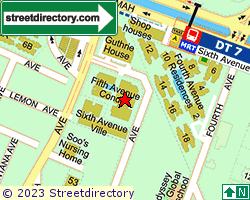 FIFTH AVENUE CONDOMINIUM | Location & Map