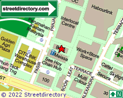 CENTURY WAREHOUSE | Location & Map