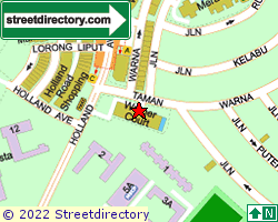 WARNER COURT | Location & Map