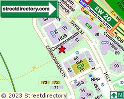 Blk 50, Tanglin Halt Road | Location & Map