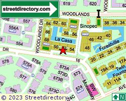 LA CASA | Location & Map