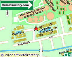 DUCHESS COURT | Location & Map