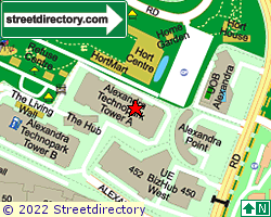 ALEXANDRA TECHNOPARK | Location & Map