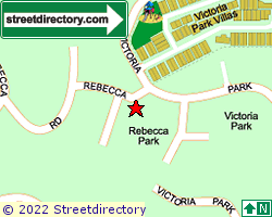 REBECCA PARK | Location & Map