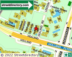 HOLLAND 100 | Location & Map