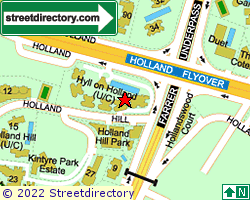 HOLLANDIA | Location & Map