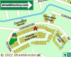 VICTORIA PARK VILLAS | Location & Map