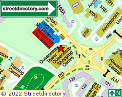 QUEENSWAY SHOPPING CENTRE | Location & Map