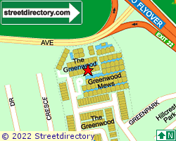 THE GREENWOOD | Location & Map