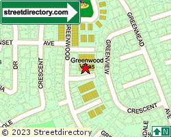 GREENWOOD VILLAS | Location & Map