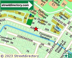 DUCHESS PARK | Location & Map