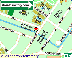 CORONATION GARDENS | Location & Map