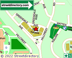 GREENDALE COURT | Location & Map