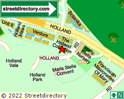 THE HOLLAND COLLECTION | Location & Map