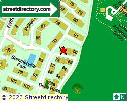 VILLA DELLE ROSE | Location & Map