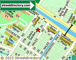 DUKE'S GARDEN | Location & Map