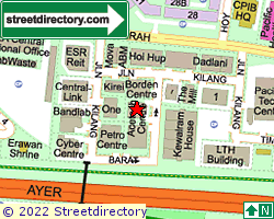 ACETECH CENTRE | Location & Map