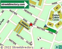 WATTEN RISE APARTMENTS | Location & Map
