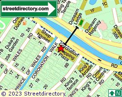CORONATION SHOPPING PLAZA | Location & Map