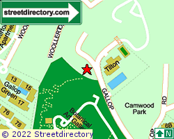 GALLOP RIDGE | Location & Map