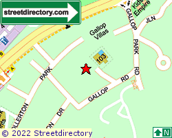 GALLOP VILLAS | Location & Map