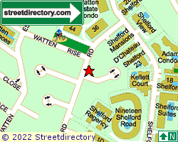 SHELFORD VILLAS | Location & Map