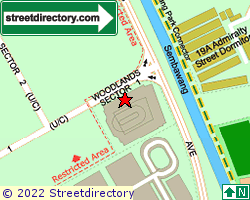 WOODLANDS INDUSTRIAL XCHANGE | Location & Map