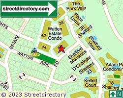WATTEN ESTATE CONDOMINIUM | Location & Map