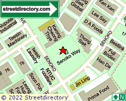 SENOKO INDUSTRIAL ESTATE | Location & Map