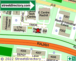 REDHILL FORUM | Location & Map