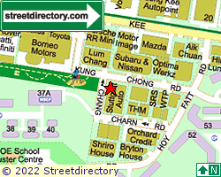 ALEXANDRA INDUSTRIAL ESTATE | Location & Map
