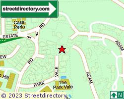 HILLSIDE HOMES | Location & Map