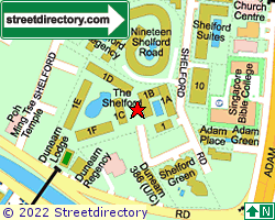 THE SHELFORD | Location & Map