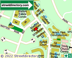 SHELFORD MANSIONS | Location & Map