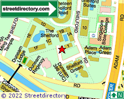 SHELFORD GARDEN | Location & Map