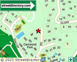 CAMWOOD PARK | Location & Map