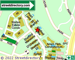SHELFORD VIEW | Location & Map