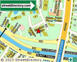 SHELFORD GREEN | Location & Map