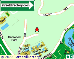 GALLOP PARK | Location & Map