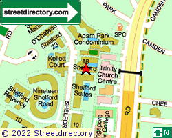SHELFORD VALE | Location & Map
