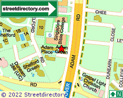 ADAM GREEN | Location & Map