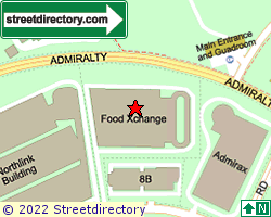 FOOD XCHANGE @ ADMIRALTY | Location & Map