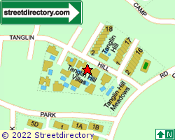 TANGLIN HILL VILLAS | Location & Map