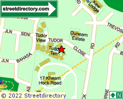 TUDOR TEN | Location & Map