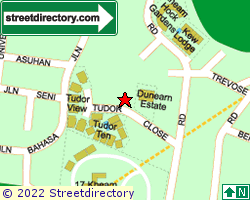 TUDOR COURT | Location & Map