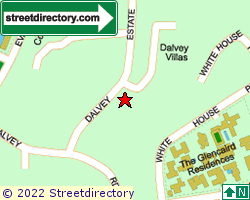 DALVEY VILLAS | Location & Map