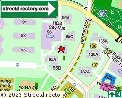 BLK 95B, Henderson Road | Location & Map