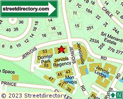 DORMER PARK | Location & Map