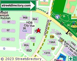BLK 95C, Henderson Road | Location & Map